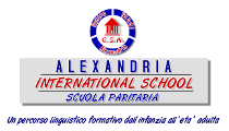 Alexandria International School - Scuola paritaria